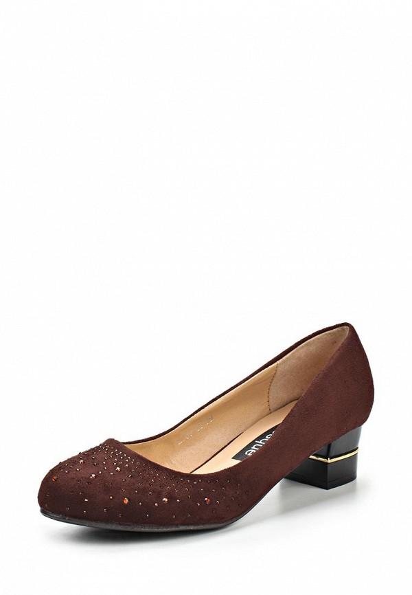 Туфли на каблуке Burlesque HB12-62: изображение 2