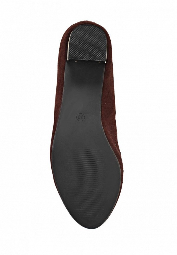 Туфли на каблуке Burlesque HB12-62: изображение 5