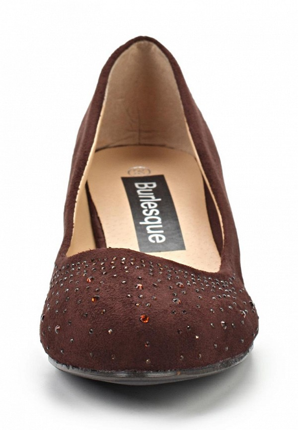 Туфли на каблуке Burlesque HB12-62: изображение 7