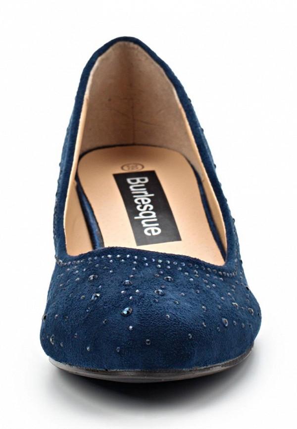 Туфли на каблуке Burlesque HB12-63: изображение 6