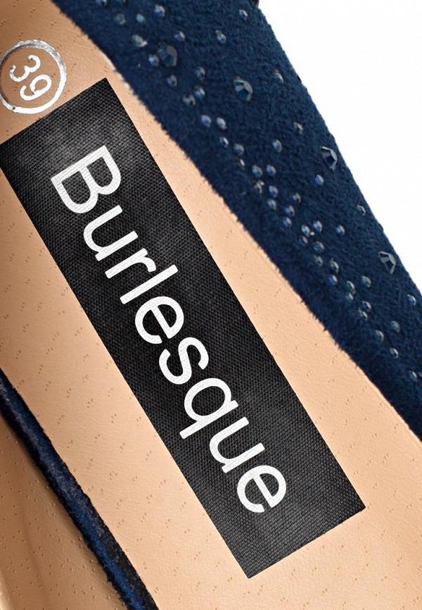 Туфли на каблуке Burlesque HB12-63: изображение 12