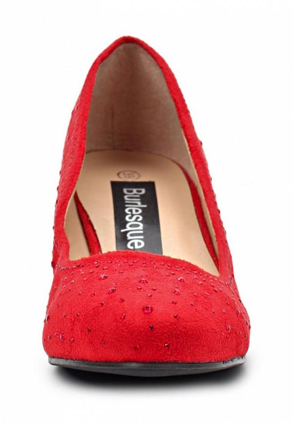 Туфли на каблуке Burlesque HB12-64: изображение 9