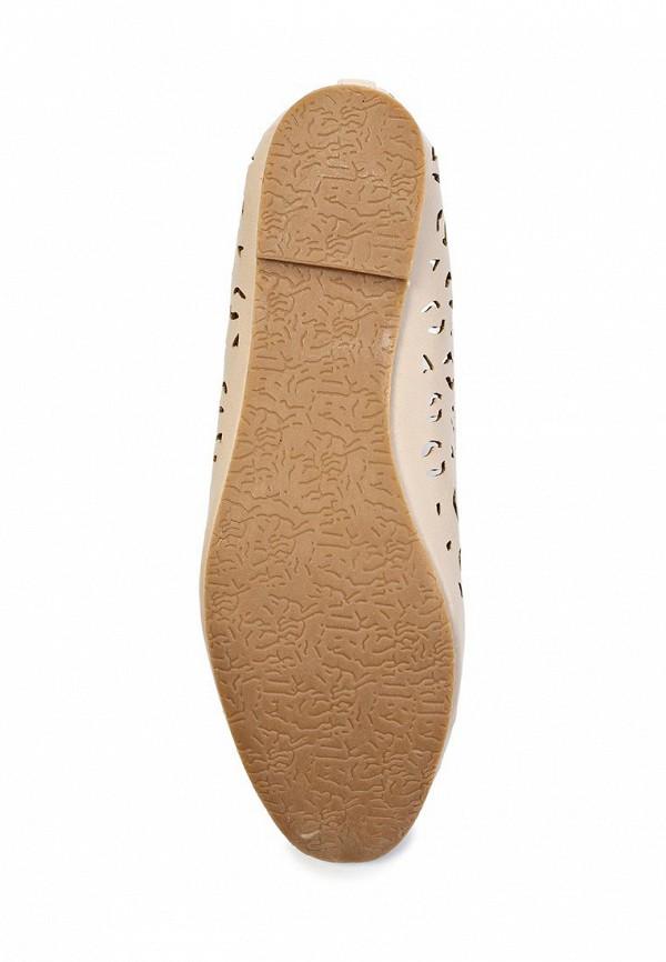 Туфли на плоской подошве Burlesque TT02-Z01: изображение 3