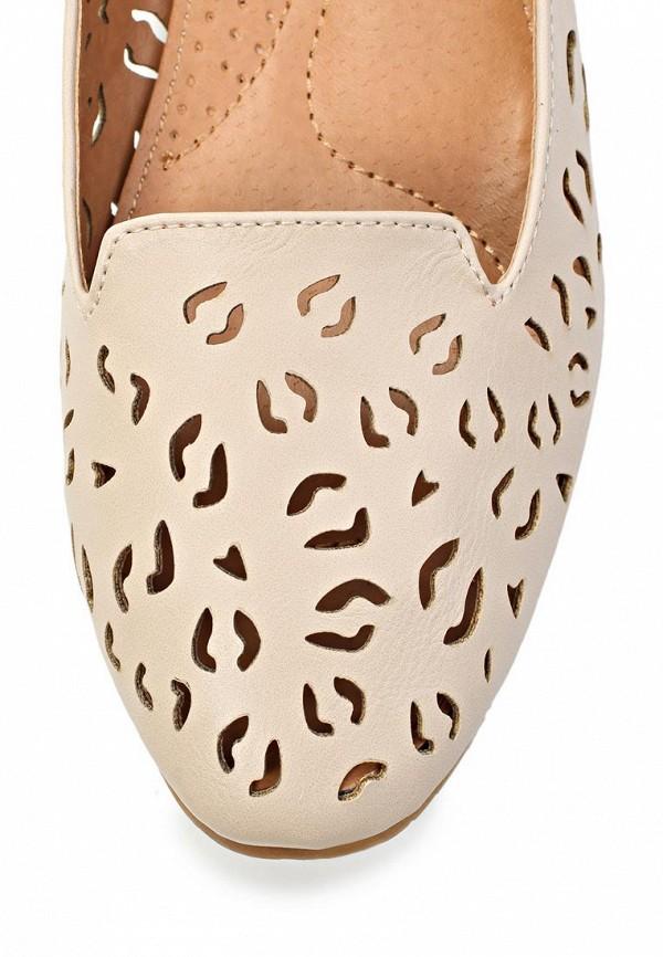 Туфли на плоской подошве Burlesque TT02-Z01: изображение 6