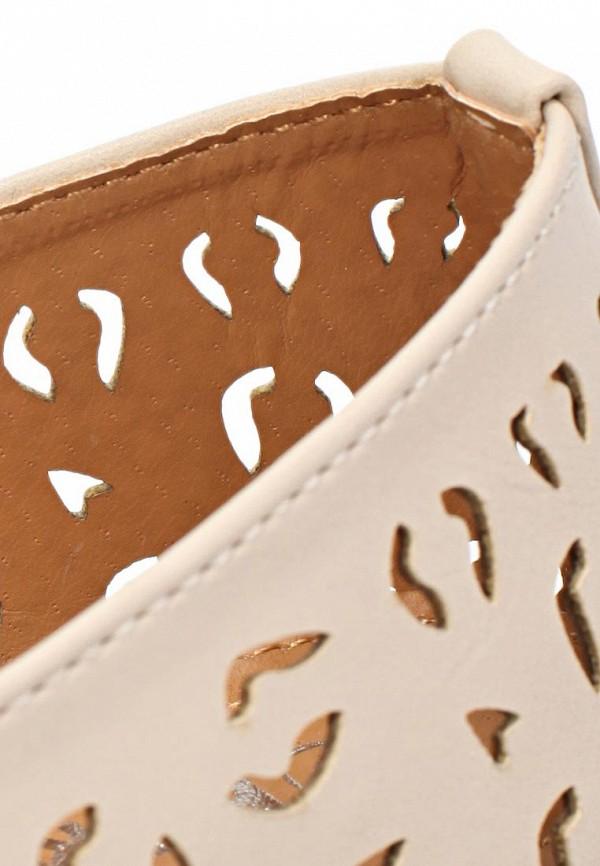 Туфли на плоской подошве Burlesque TT02-Z01: изображение 7