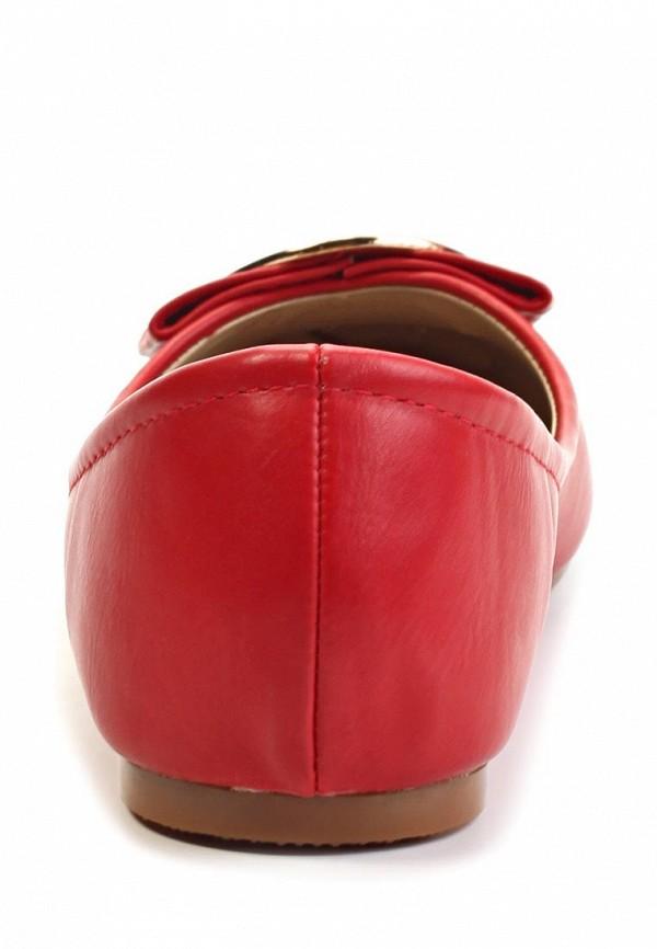 Туфли на плоской подошве Burlesque MFS-FT001-1: изображение 2