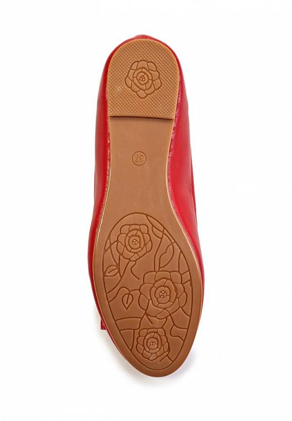 Туфли на плоской подошве Burlesque MFS-FT001-1: изображение 3