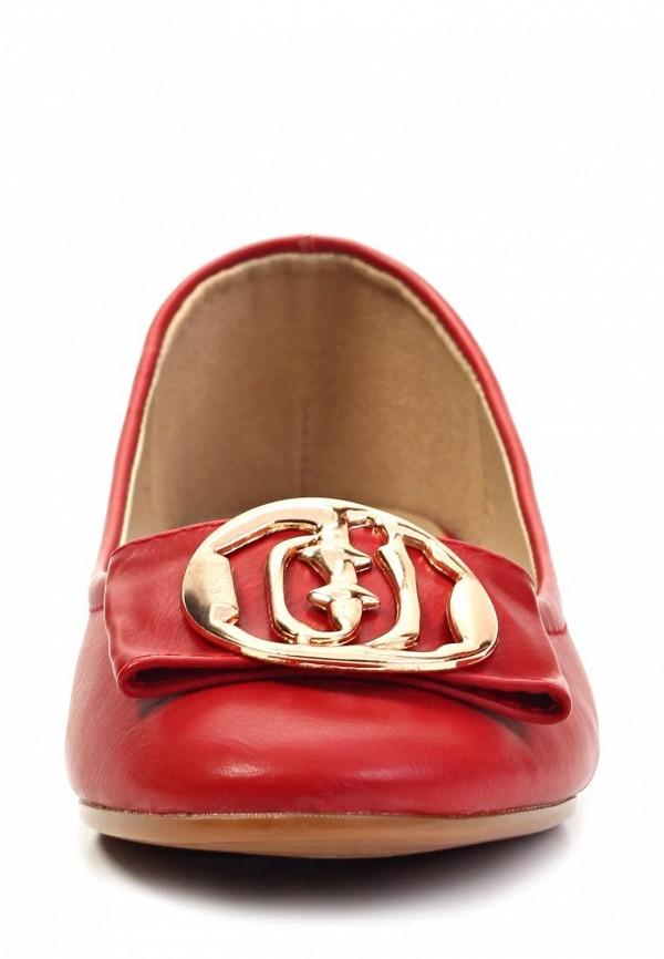 Туфли на плоской подошве Burlesque MFS-FT001-1: изображение 4