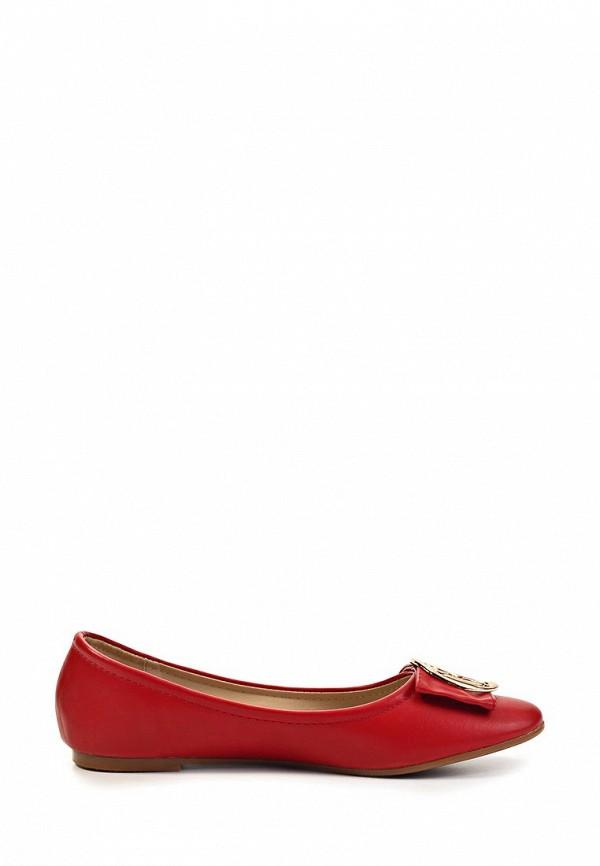 Туфли на плоской подошве Burlesque MFS-FT001-1: изображение 5