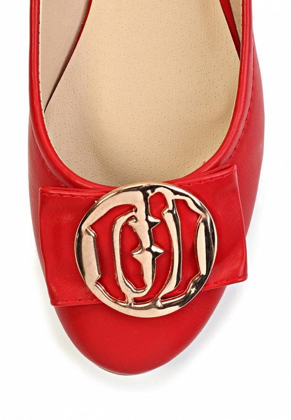 Туфли на плоской подошве Burlesque MFS-FT001-1: изображение 6