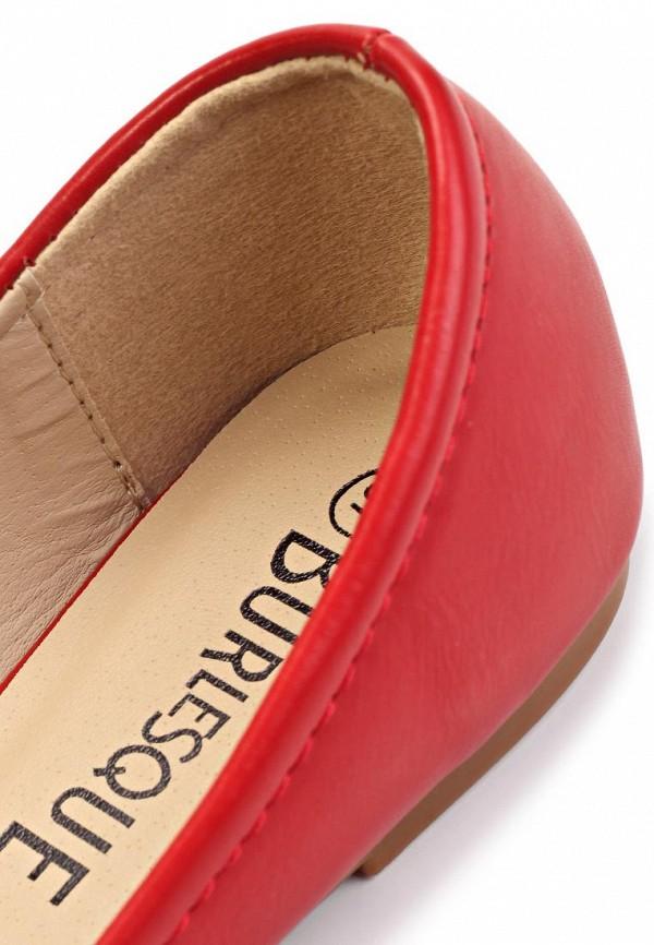 Туфли на плоской подошве Burlesque MFS-FT001-1: изображение 7