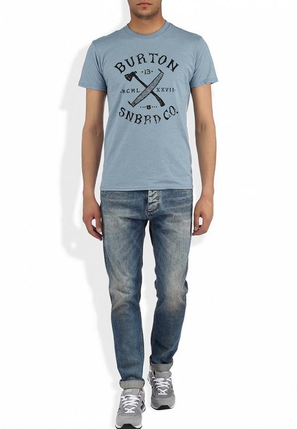 Спортивная футболка Burton 12286100049: изображение 4