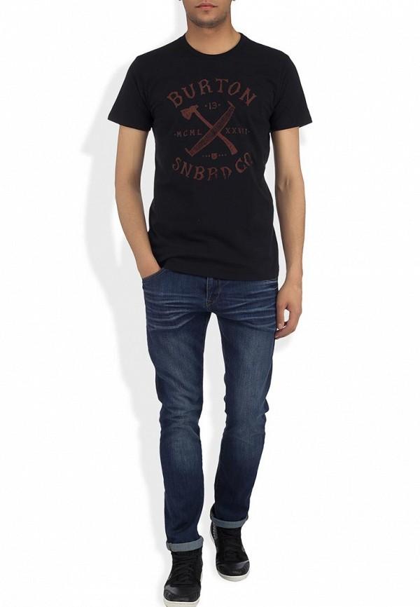 Спортивная футболка Burton 12286100002: изображение 4