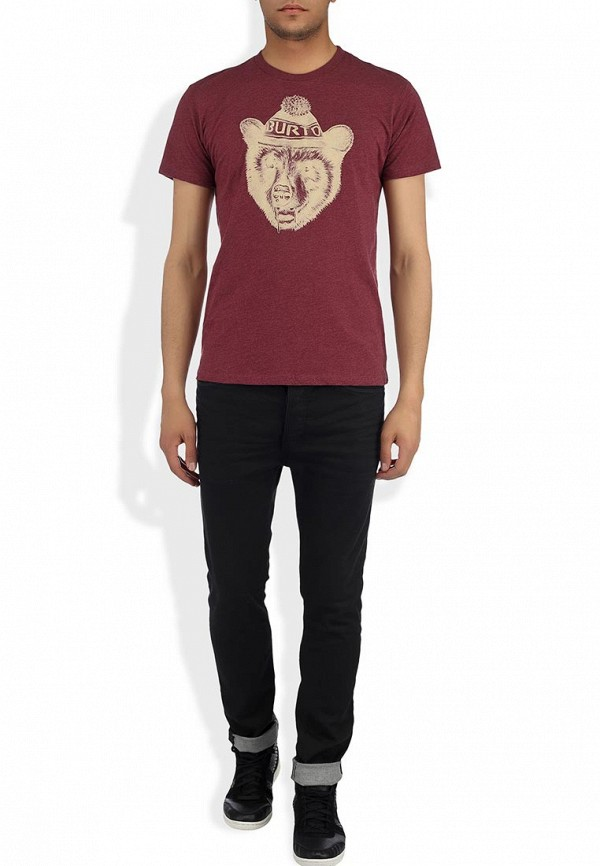 Спортивная футболка Burton 12327100627: изображение 4