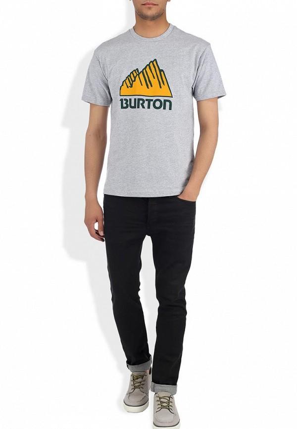 Спортивная футболка Burton 12339100076: изображение 4