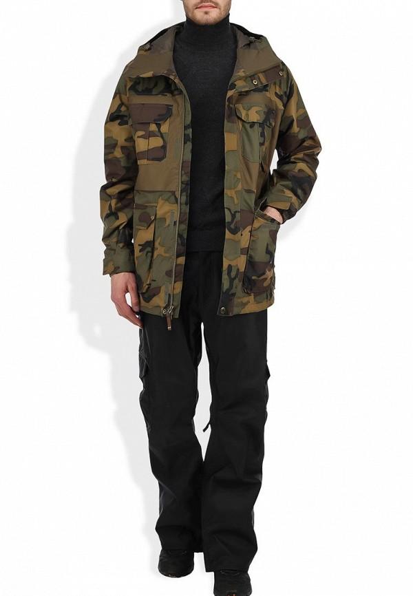 Утепленная куртка Burton 10167100350: изображение 4