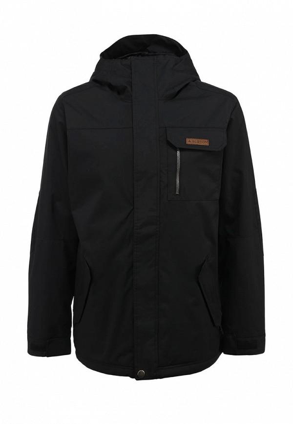 Утепленная куртка Burton 10172100002: изображение 1