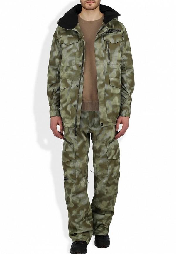 Утепленная куртка Burton 10203100220: изображение 4