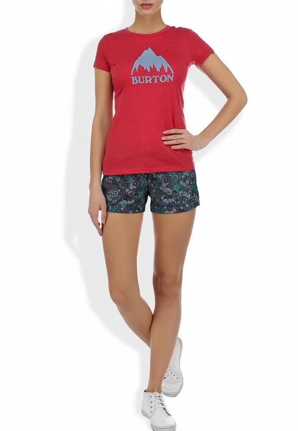 Спортивная футболка Burton 12329100657: изображение 4