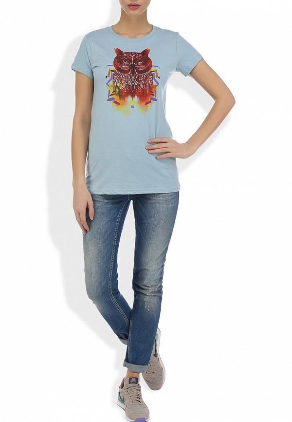 Спортивная футболка Burton 12361100108: изображение 4