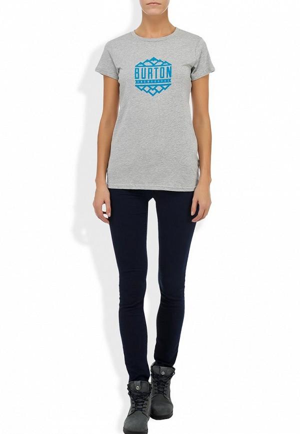 Спортивная футболка Burton 11261100076: изображение 4