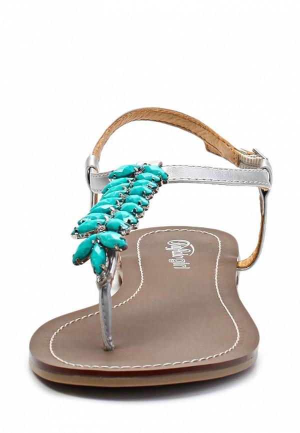 Женские сандалии Buffalo 312-0690: изображение 4