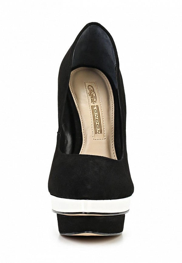 Туфли на каблуке Buffalo London 24625-1033: изображение 4