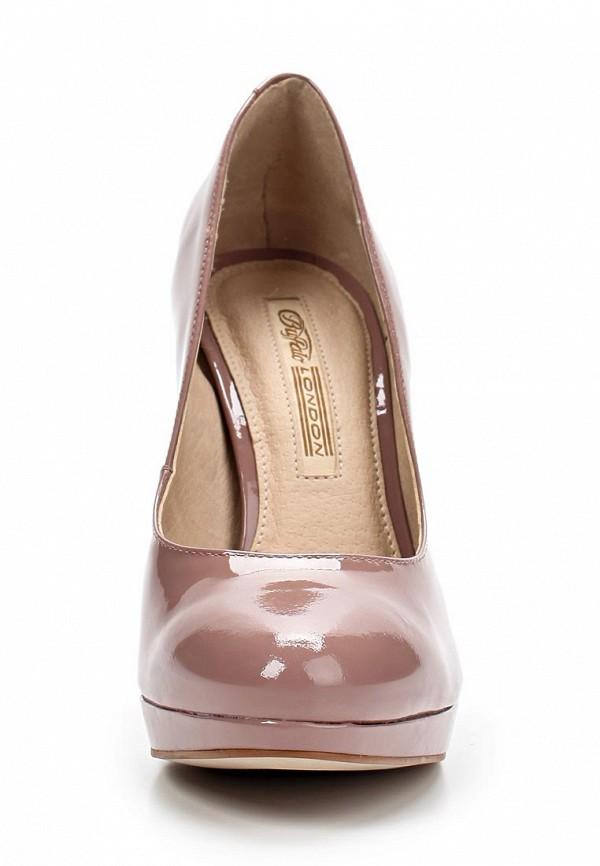 Туфли на каблуке Buffalo London 002X-003: изображение 4