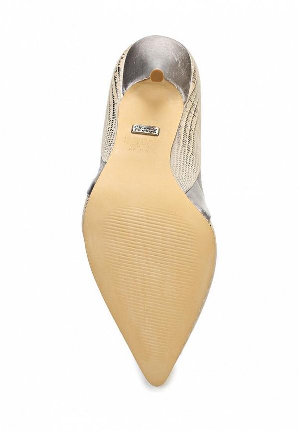 Туфли на каблуке Buffalo London ZS 1502: изображение 3
