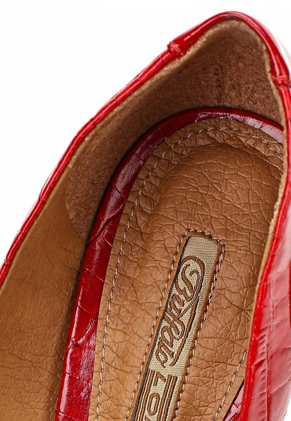 Туфли на каблуке Buffalo London ZS 2543: изображение 7
