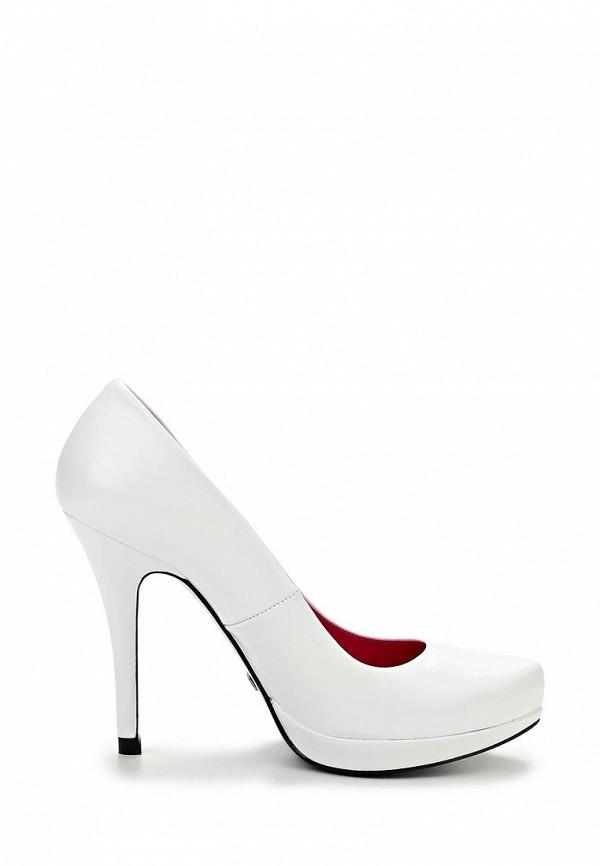 Туфли на каблуке Buffalo London 9669-177 BL: изображение 5