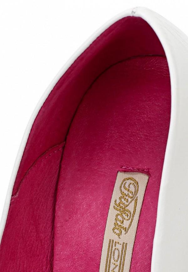 Туфли на каблуке Buffalo London 9669-177 BL: изображение 7