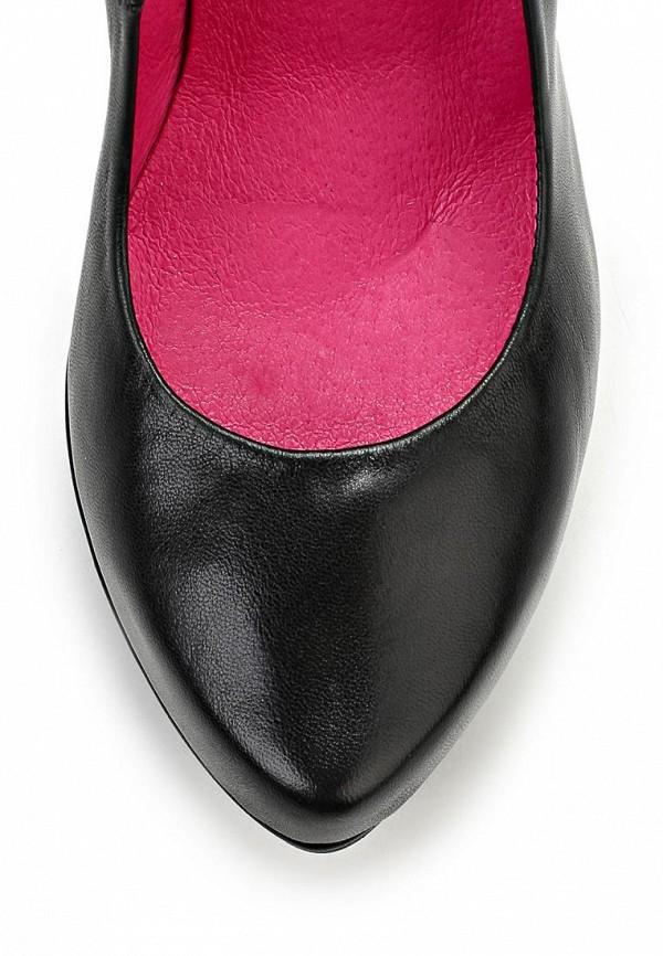 Туфли на шпильке Buffalo London 9669-177 BL: изображение 6