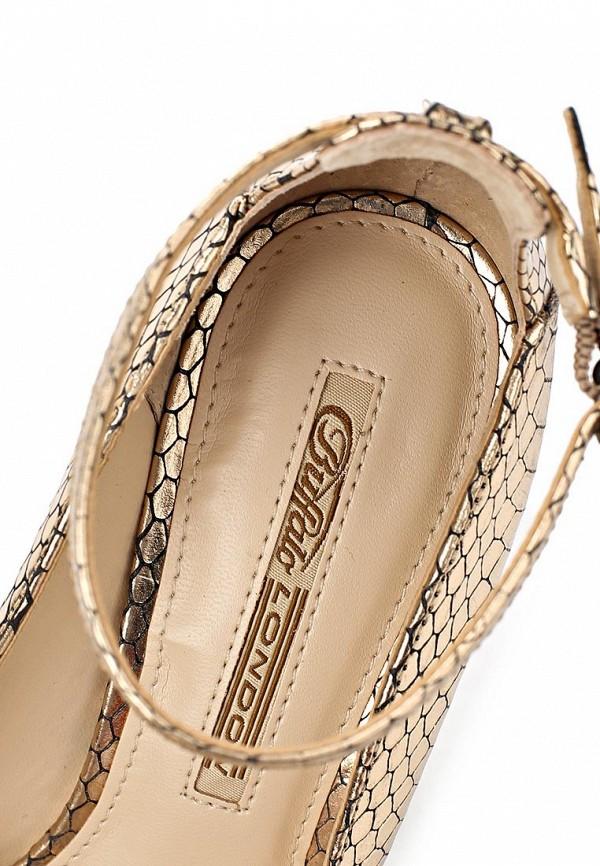 Туфли на каблуке Buffalo London 141X-014: изображение 13