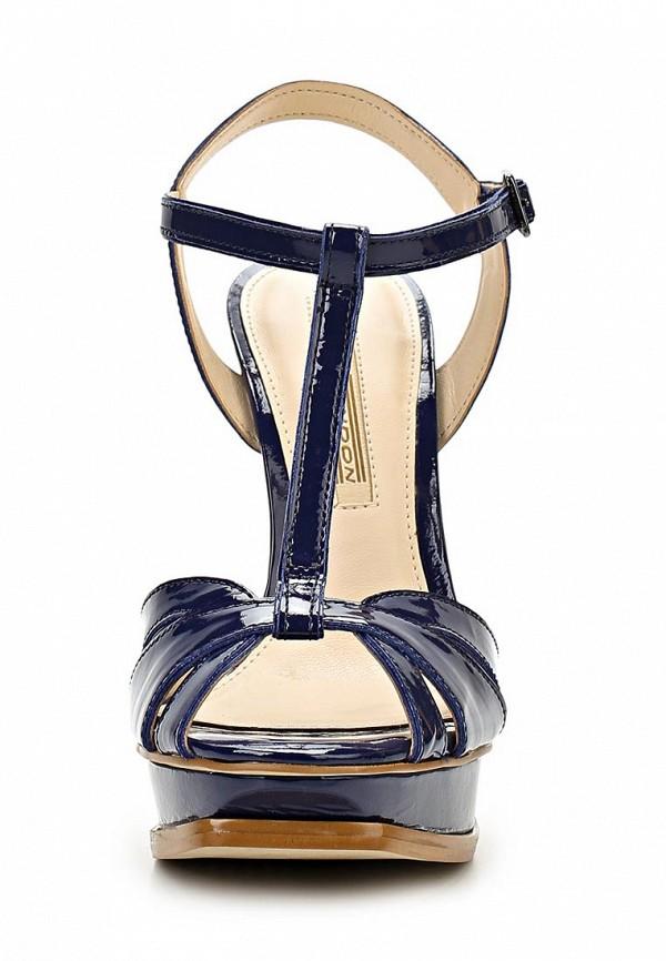 Босоножки на каблуке Buffalo London 081X-026: изображение 4