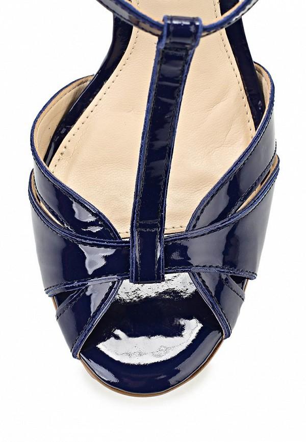 Босоножки на каблуке Buffalo London 081X-026: изображение 6