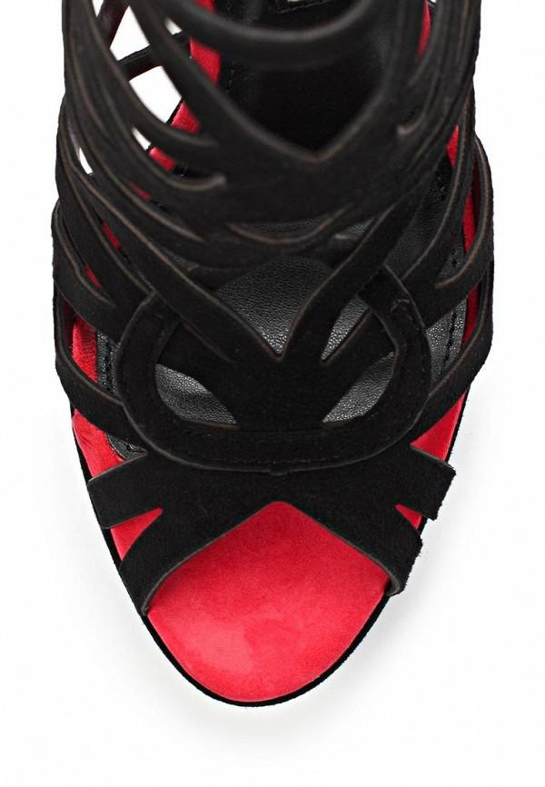 Босоножки на каблуке Buffalo London 033X-013: изображение 3