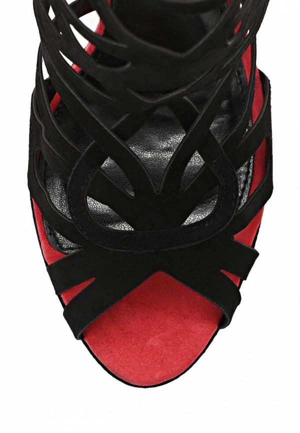 Босоножки на каблуке Buffalo London 033X-013: изображение 11