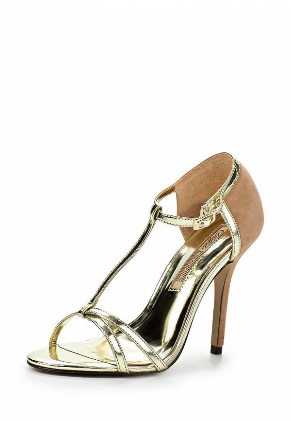 Босоножки на каблуке Buffalo London 022X-007: изображение 2