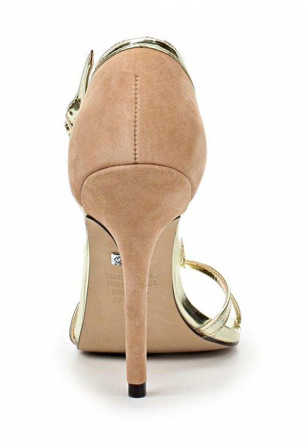 Босоножки на каблуке Buffalo London 022X-007: изображение 3