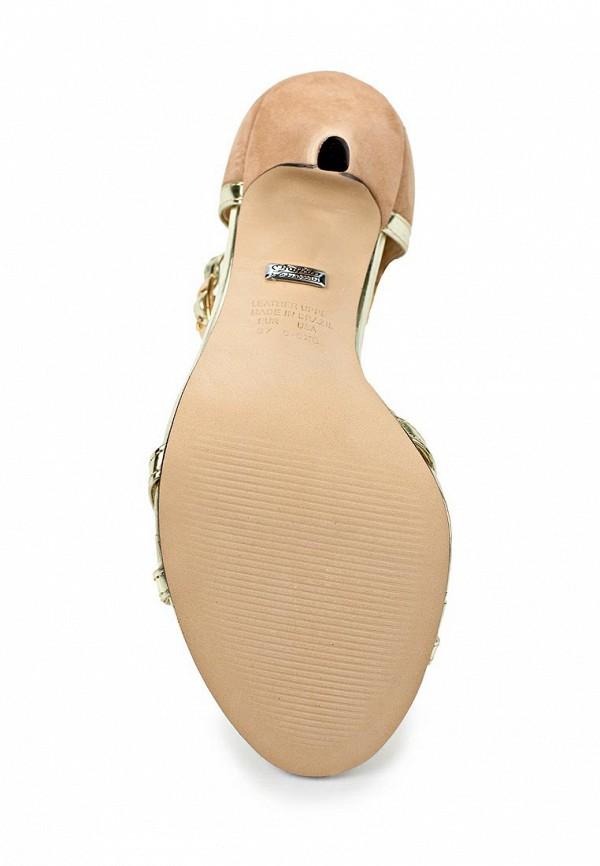 Босоножки на каблуке Buffalo London 022X-007: изображение 5