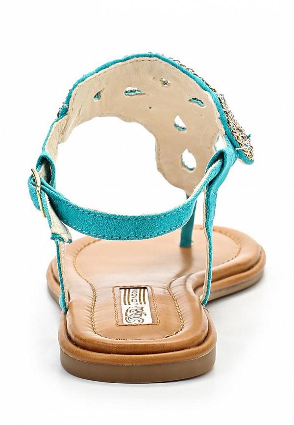 Женские сандалии Buffalo London 313-5226: изображение 2