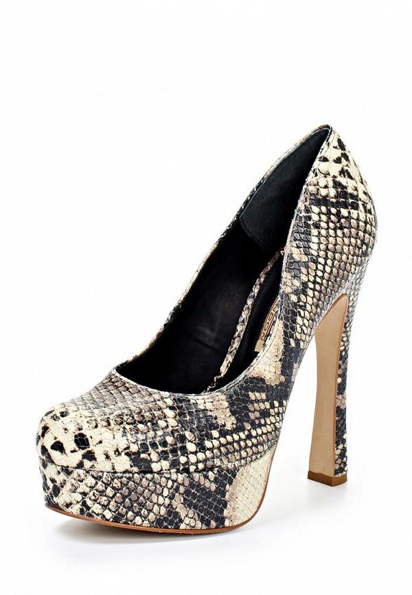 Туфли на каблуке Buffalo London 22269-907: изображение 1