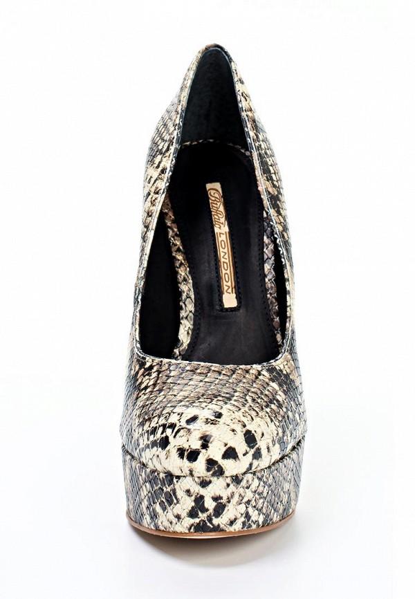 Туфли на каблуке Buffalo London 22269-907: изображение 4