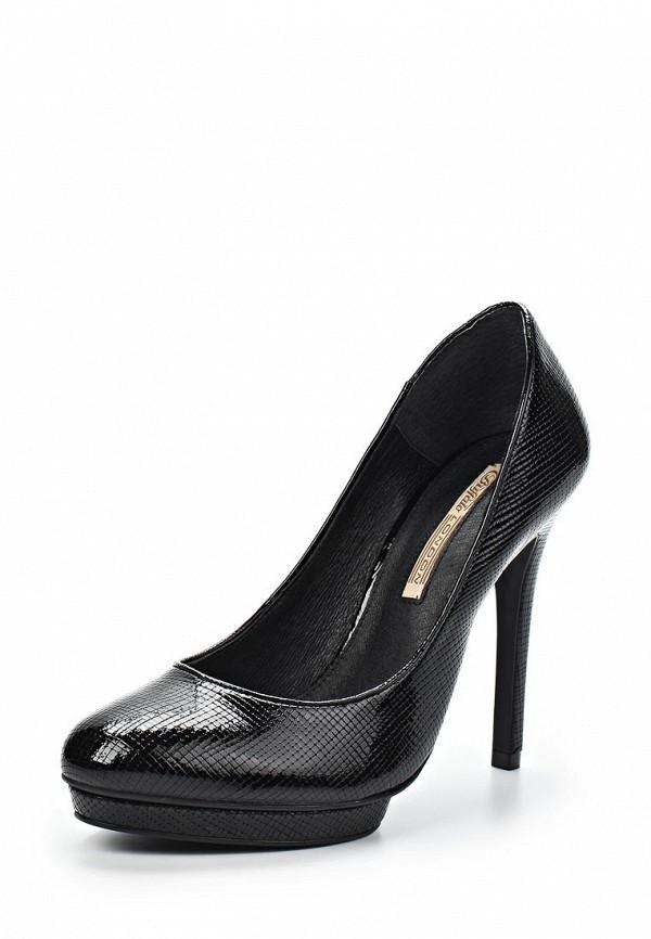Туфли на каблуке Buffalo London 300XY-053: изображение 2