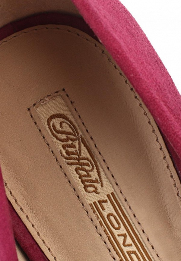 Туфли на каблуке Buffalo London 052X-067: изображение 13