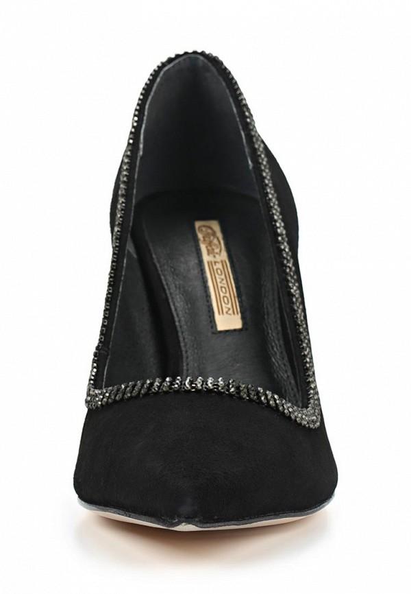 Туфли на каблуке Buffalo London 315X-052: изображение 6