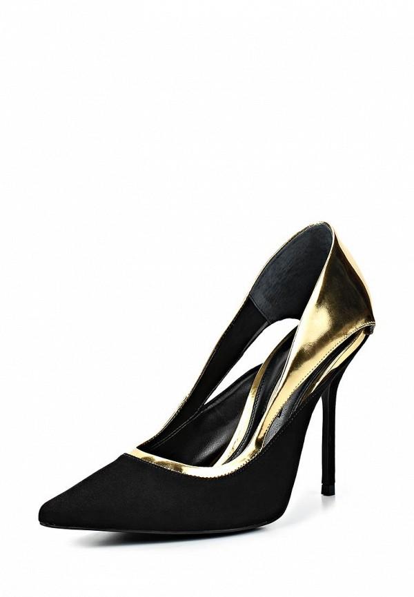 Туфли на каблуке Buffalo London 309X-040: изображение 2