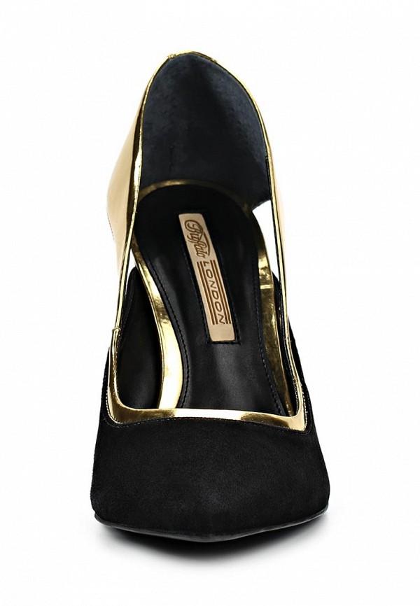 Туфли на каблуке Buffalo London 309X-040: изображение 6