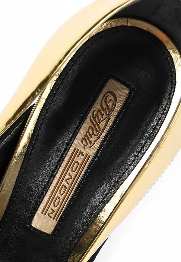 Туфли на каблуке Buffalo London 309X-040: изображение 12